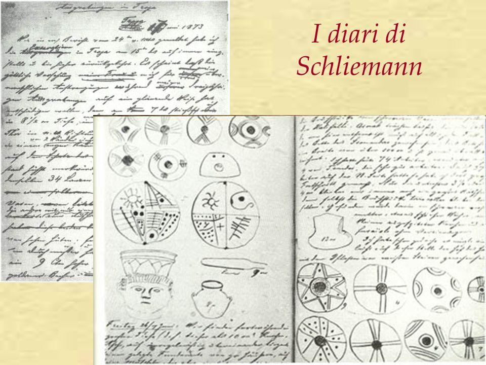 I diari di Schliemann