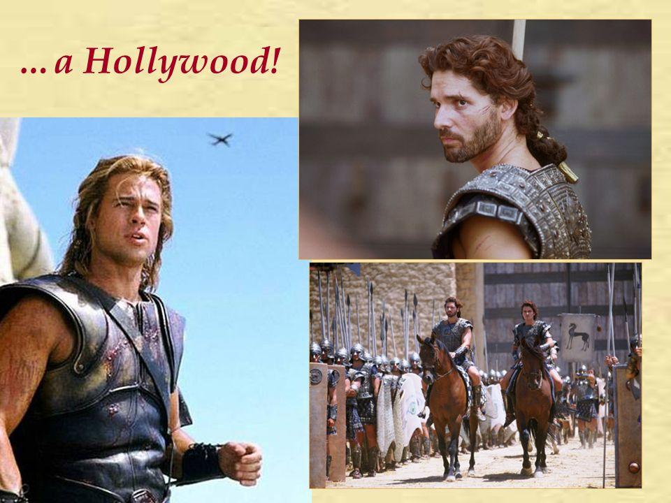 …a Hollywood!