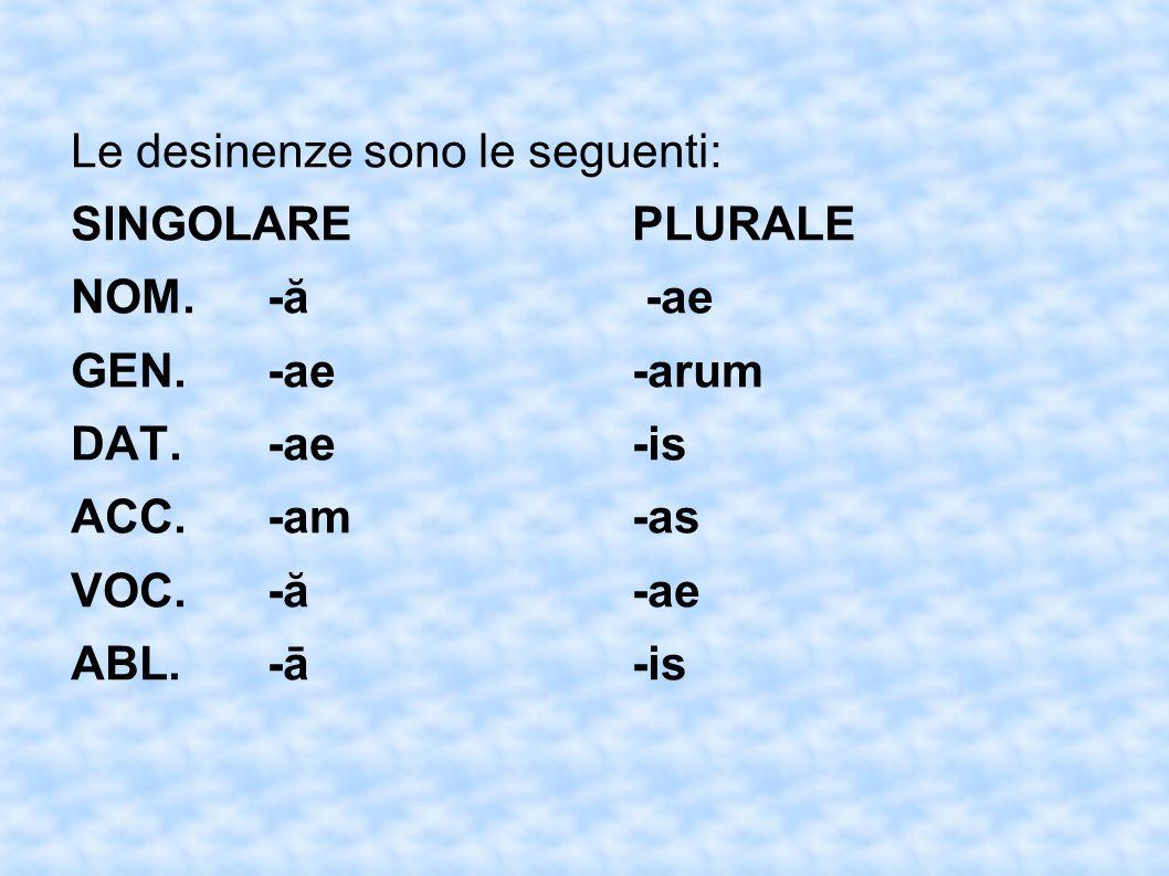 LE PARTICOLARITA Alcuni nomi hanno solo il plurale (pluralia tantum).