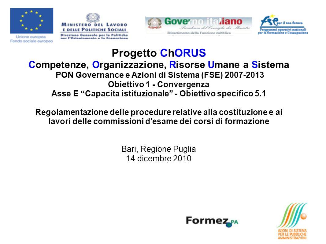 Quadro normativo regionale L.R.15/2002 Riforma della formazione professionale, art.