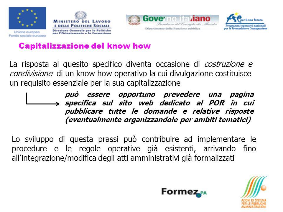 Ufficio … Referente procedure AdG AdA AdC OI referente unico Soggetto attuatore