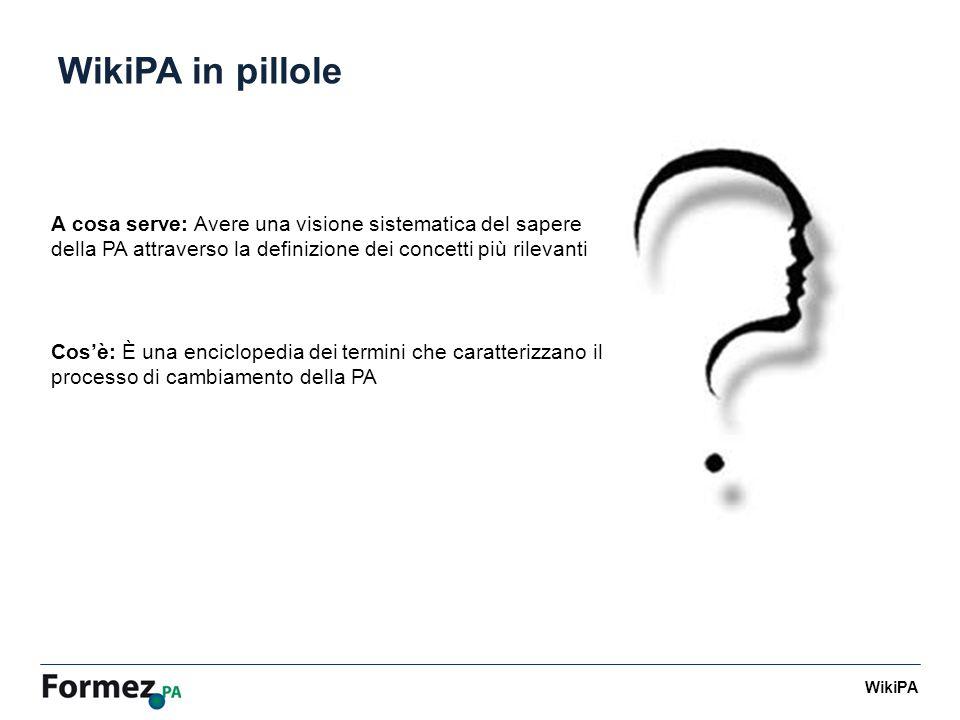 WikiPA Aiuto