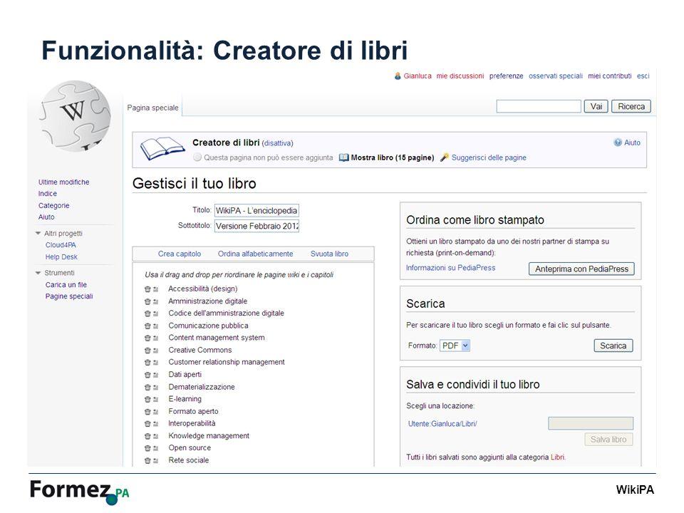 WikiPA Regole etiche