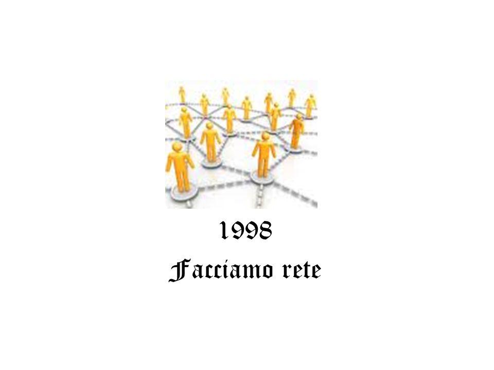 1998 Facciamo rete