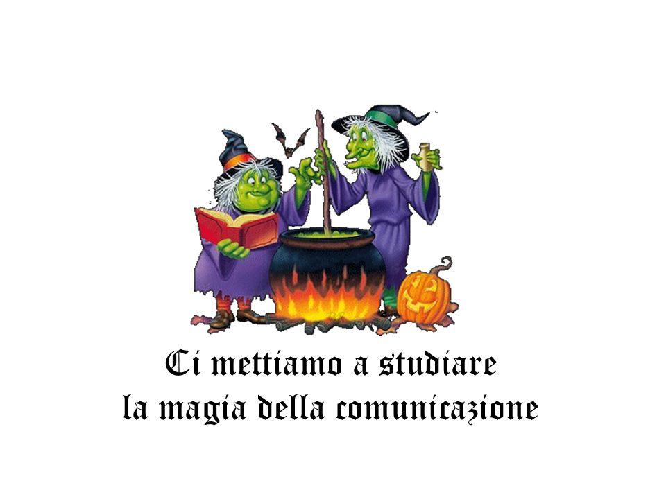 Ci mettiamo a studiare la magia della comunicazione