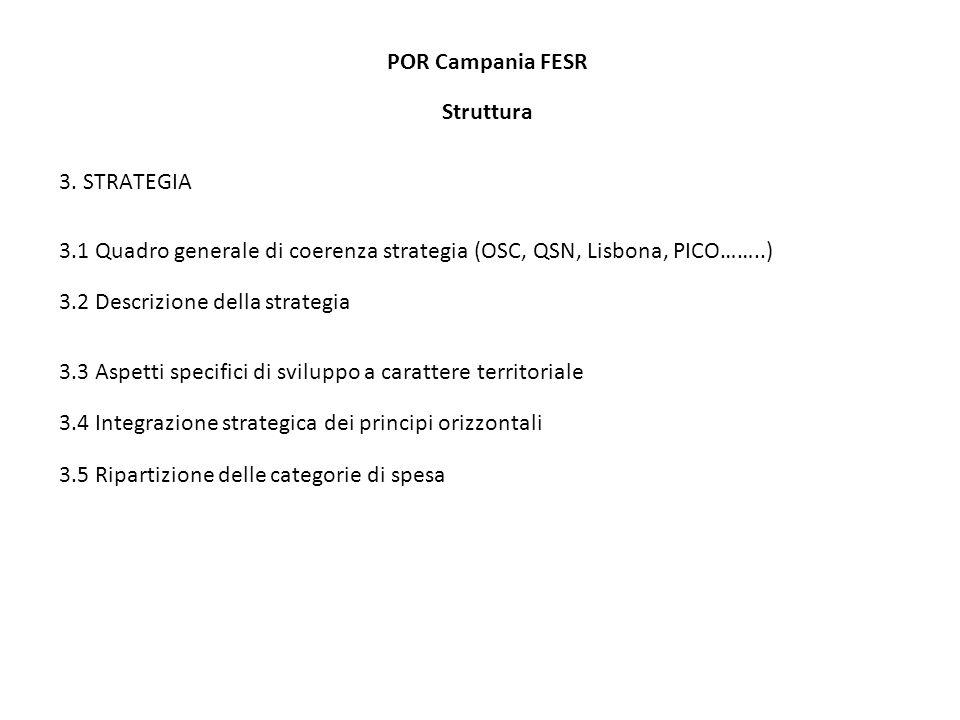 POR Campania FESR Struttura 4.