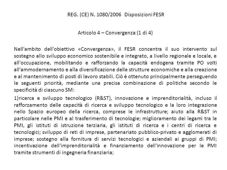 REG. (CE) N.
