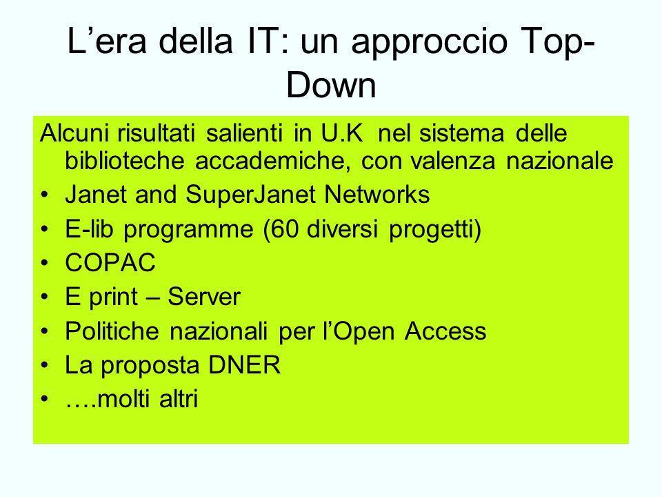 La CRUI per il Sistema delle Biblioteche delle Università.