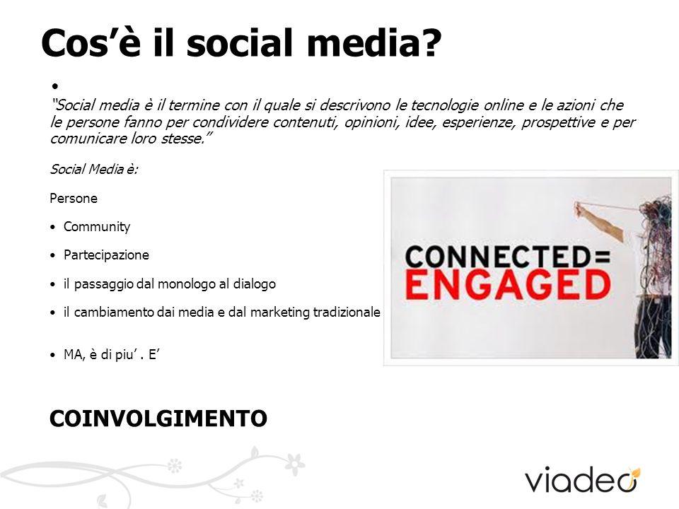 Cosè un Social Network.Una rete sociale è una struttura sociale fatta di nodi.