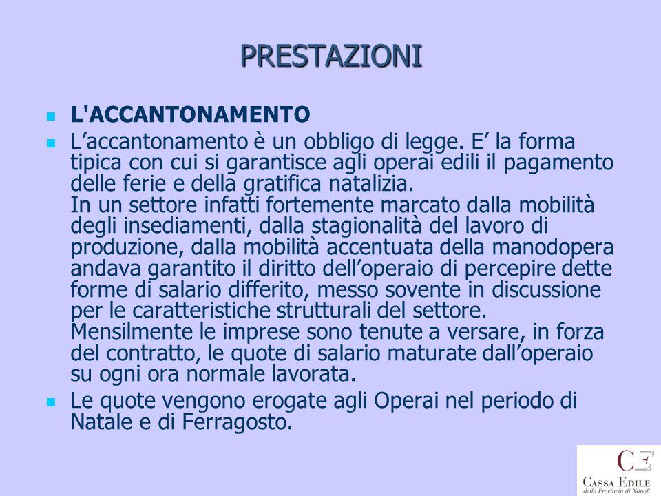 NUMERO DI DURC EMESSI DALLE PRINCIPALI C.E.NAZIONALI CASSA EDILE REGOLARIIRREGOLARI% IRR.