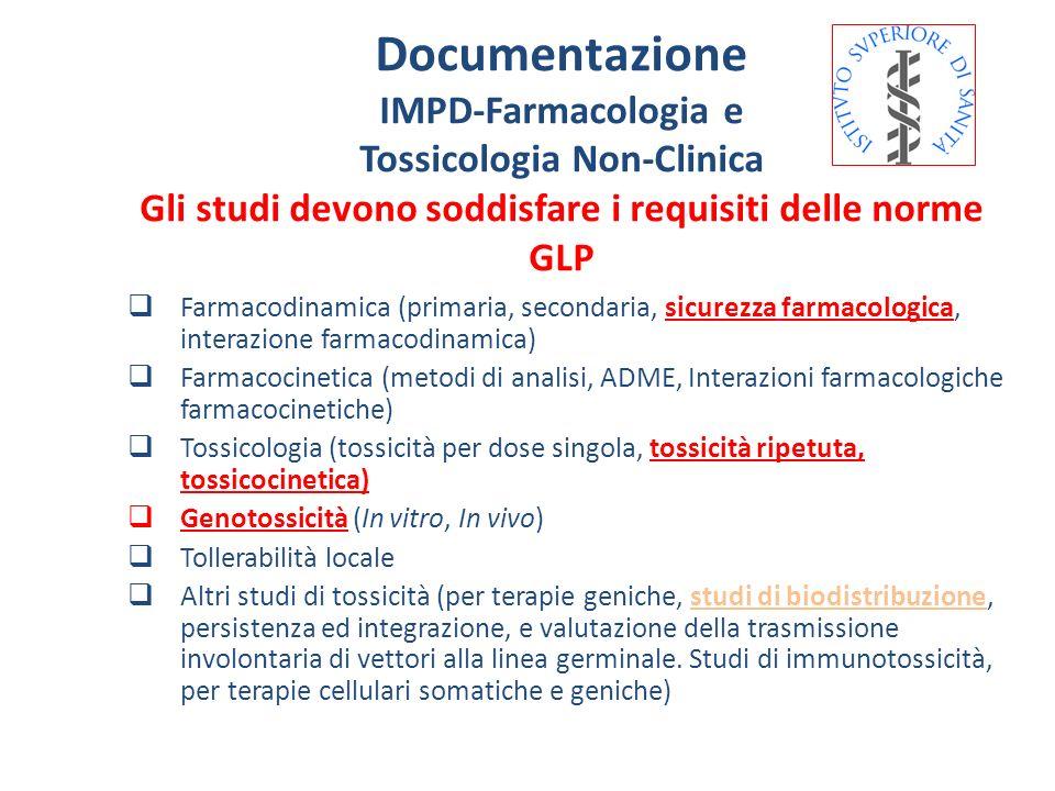 Farmacodinamica (primaria, secondaria, sicurezza farmacologica, interazione farmacodinamica) Farmacocinetica (metodi di analisi, ADME, Interazioni far