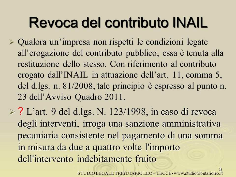 Profili penali dellindebita percezione e/o utilizzazione illegittima di contributi pubblici.