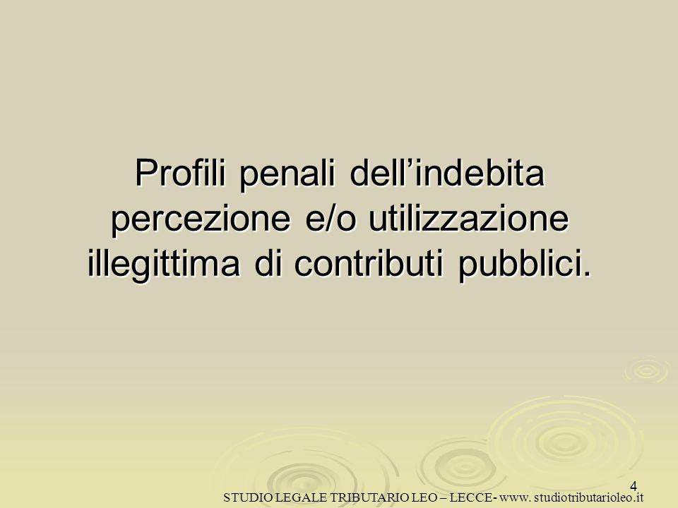Rapporto tra frode fiscale e truffa aggravata ai danni dello Stato (art.