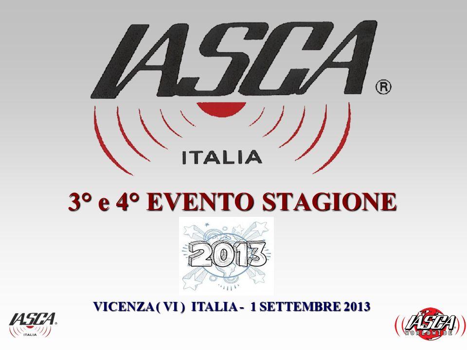 LUOGO Via Leonardo da Vinci 36100 Vicenza ( Zona Torri di Quartesolo – Foro Boario ) 1 SETTEMBRE 2013