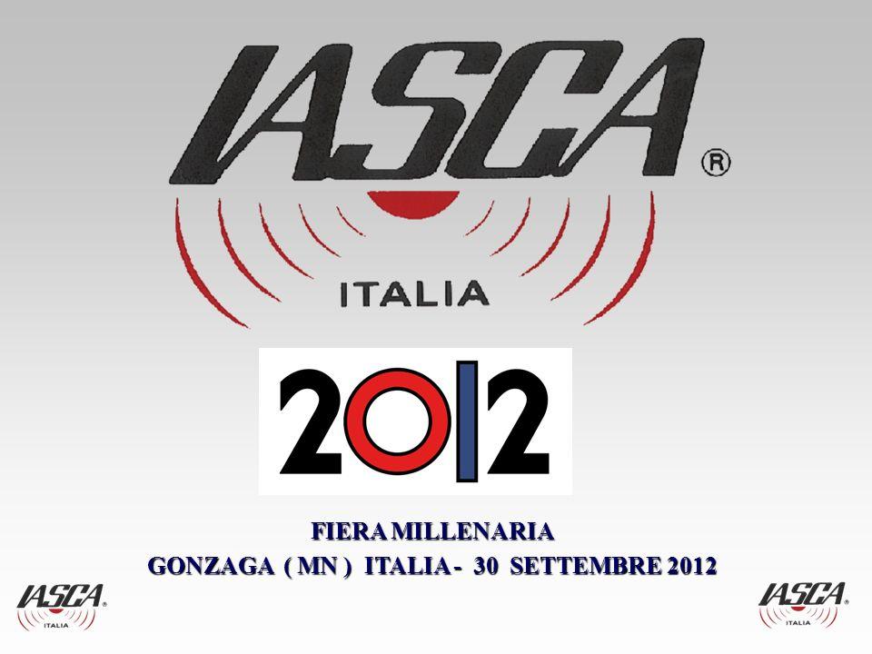 FIERA MILLENARIA GONZAGA ( MN ) ITALIA - 30 SETTEMBRE 2012
