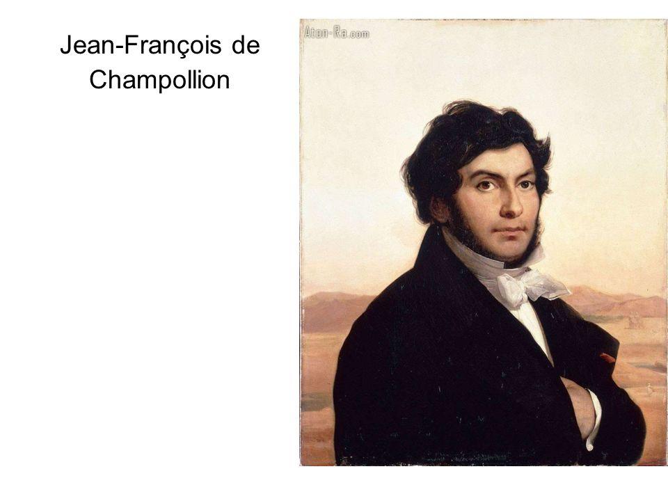 Jean-François de Champollion