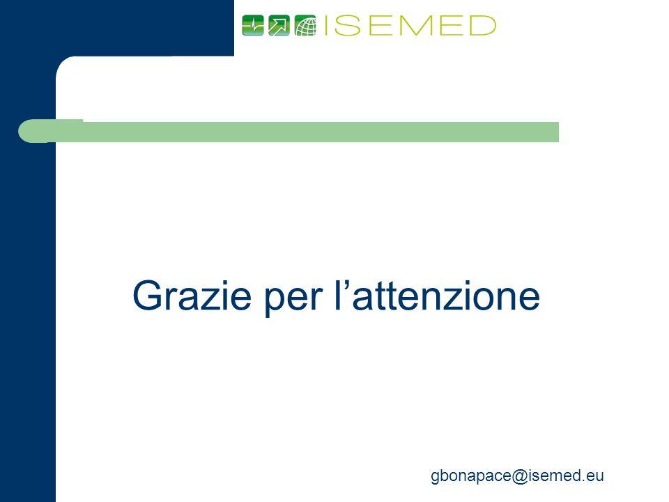 gbonapace@isemed.eu 53 Grazie per lattenzione