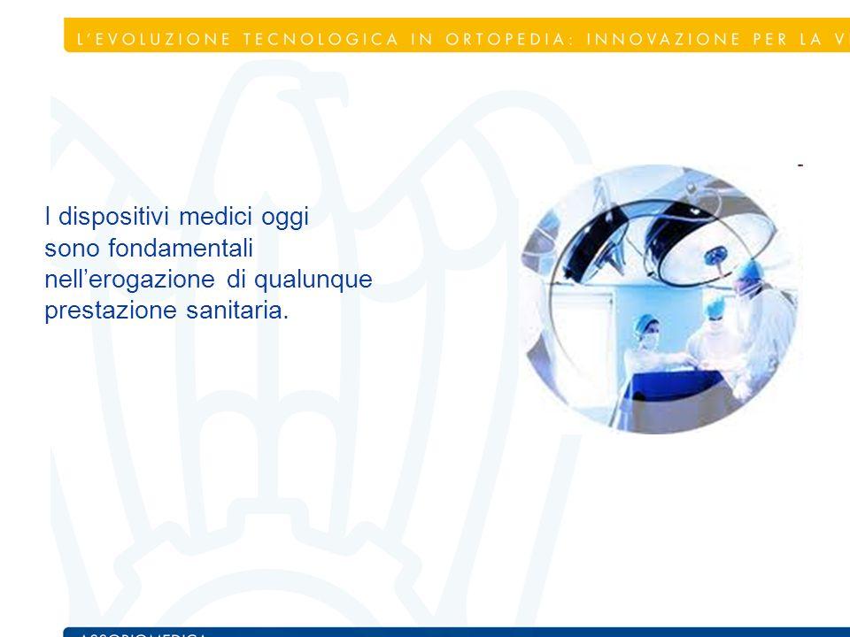 I processi di innovazione rappresentano un aspetto peculiare dei dispositivi medici INNOVAZIONE TEMPOANNI 70