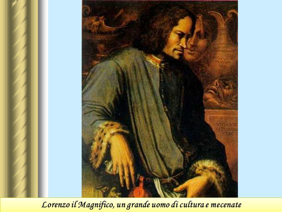 Lorenzo il Magnifico, un grande uomo di cultura e mecenate