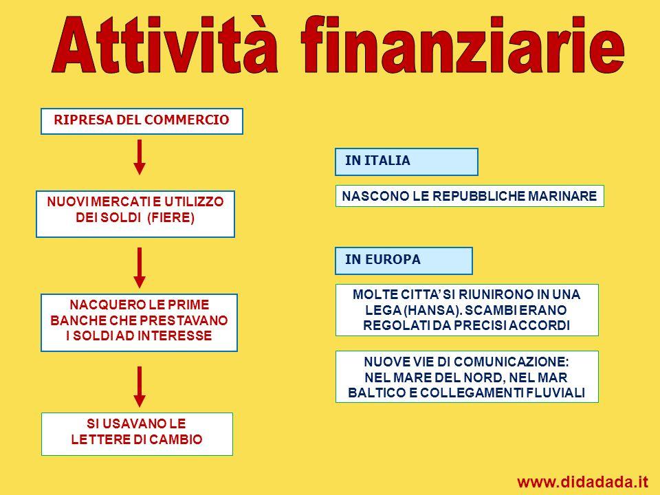 Venezia Amalfi Pisa Genova www.didadada.it