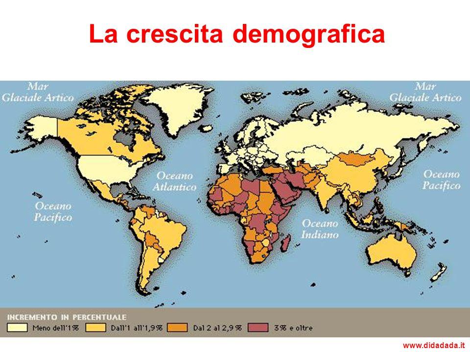 Una popolazione vertiginosamente in crescita: a metà del 900 gli abitanti del continente non raggiungevano i 250 milioni, oggi, il numero è cresciuto