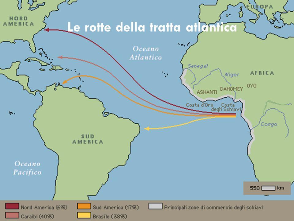 Osserva i confini degli stati nordafricani, sono prevalentemente dritti, non seguono, come ad es.