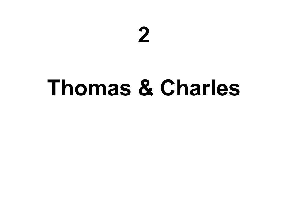 2 Thomas & Charles