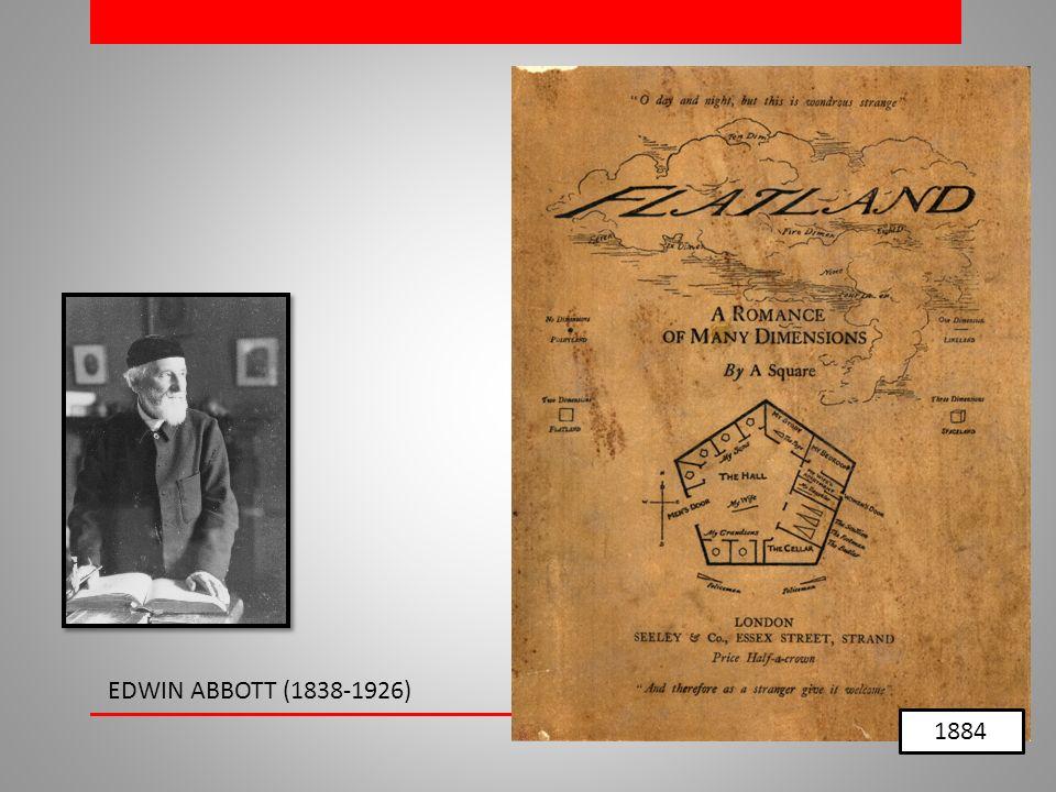 EDWIN ABBOTT (1838-1926) 1884