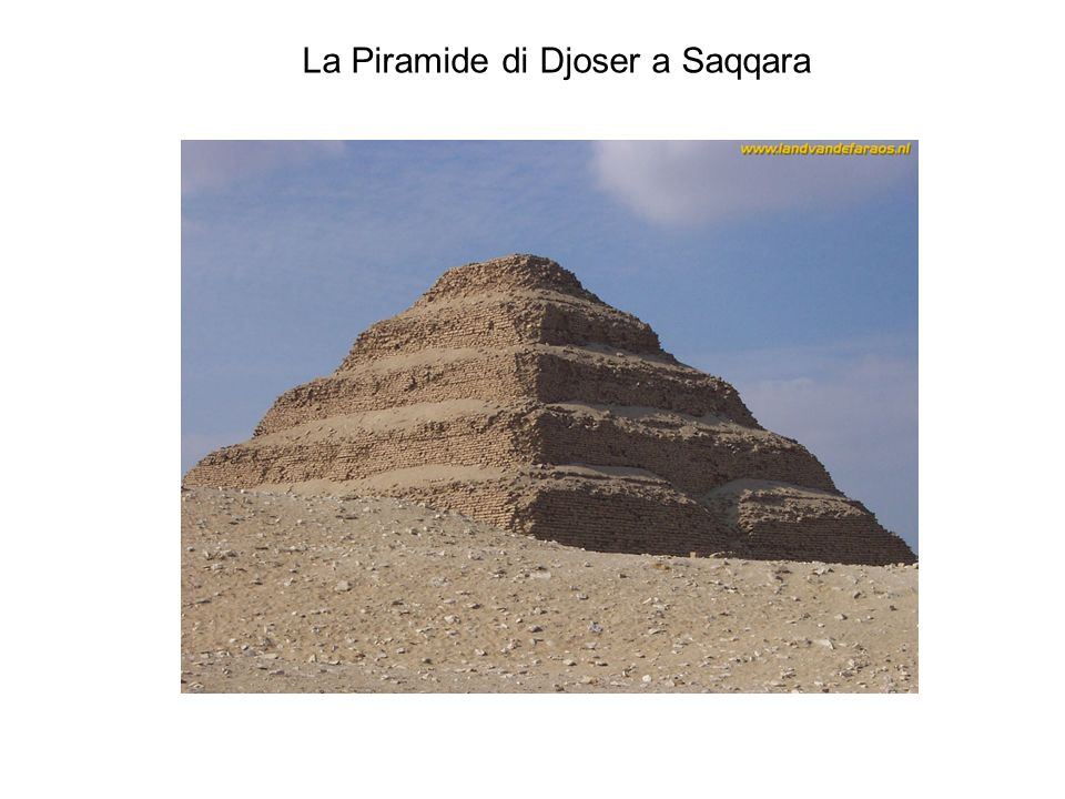piramide di Userkaf – V dinastia
