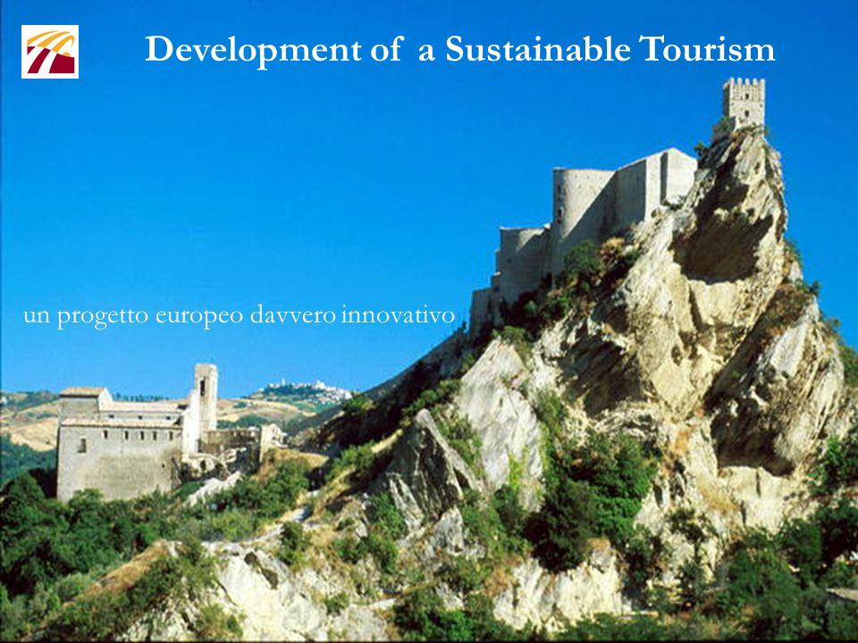 Development of a Sustainable Tourism un progetto europeo davvero innovativo