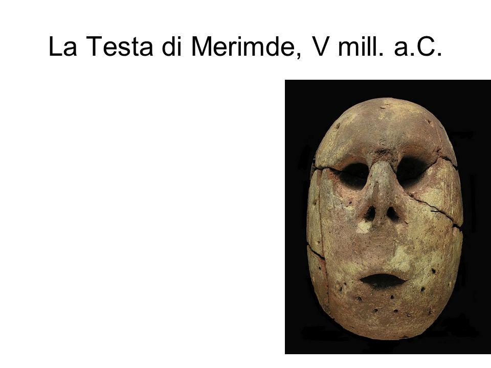 La Testa di Merimde, V mill. a.C.