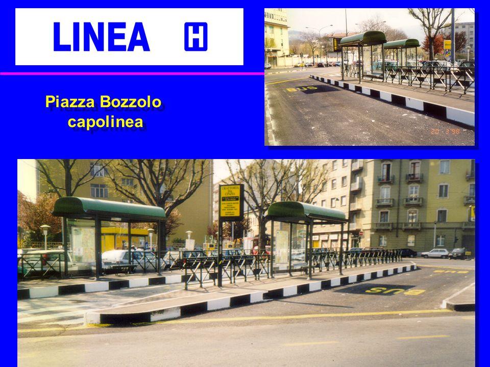 Piazza Bozzolo capolinea Piazza Bozzolo capolinea