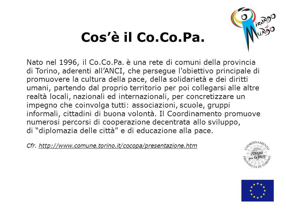 Cosè il Co.Co.Pa.Nato nel 1996, il Co.Co.Pa.