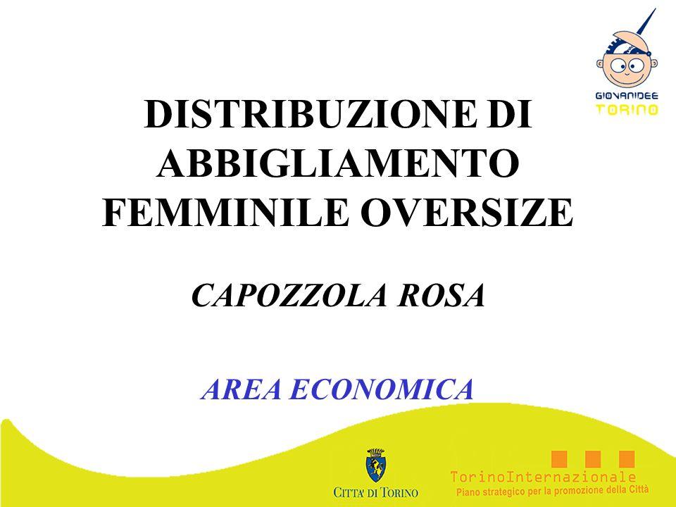 DISTRIBUZIONE DI ABBIGLIAMENTO FEMMINILE OVERSIZE CAPOZZOLA ROSA AREA ECONOMICA