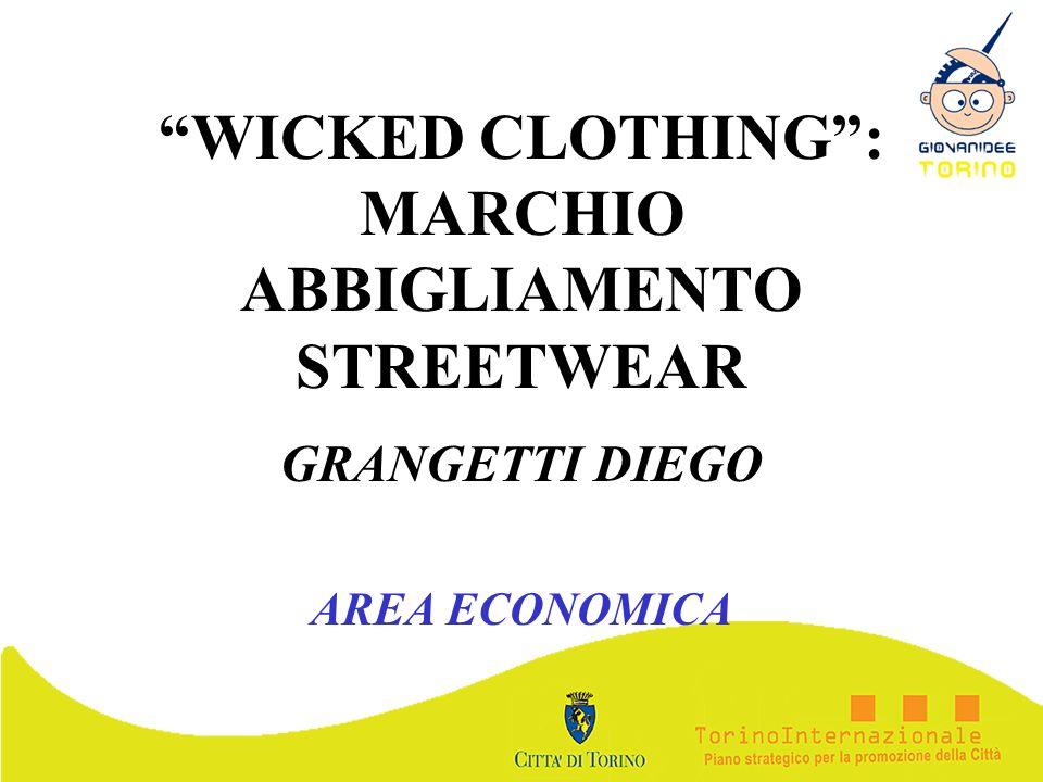 WICKED CLOTHING: MARCHIO ABBIGLIAMENTO STREETWEAR GRANGETTI DIEGO AREA ECONOMICA