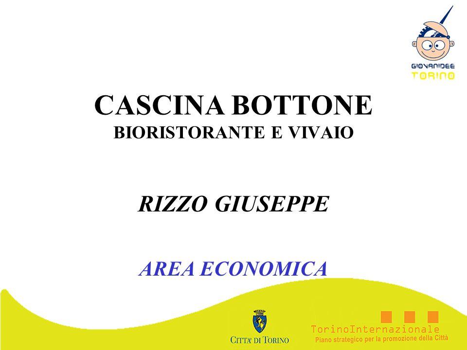 CASCINA BOTTONE BIORISTORANTE E VIVAIO RIZZO GIUSEPPE AREA ECONOMICA