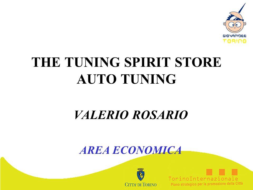 THE TUNING SPIRIT STORE AUTO TUNING VALERIO ROSARIO AREA ECONOMICA