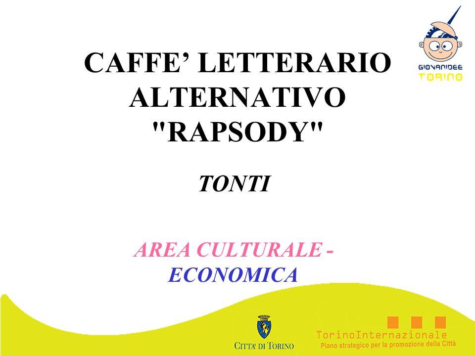 CAFFE LETTERARIO ALTERNATIVO