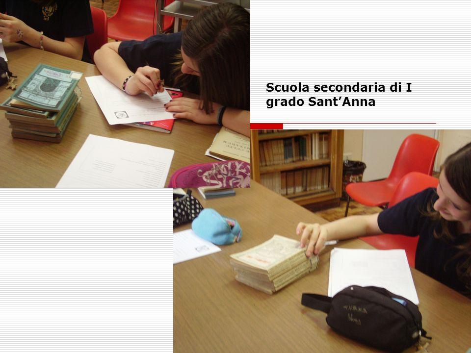 Scuola secondaria di I grado SantAnna