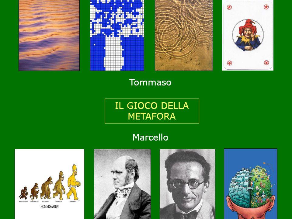 IL GIOCO DELLA METAFORA Marcello Tommaso