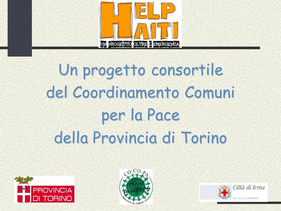 Un progetto consortile del Coordinamento Comuni per la Pace della Provincia di Torino