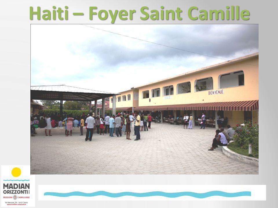 Haiti – Foyer Saint Camille
