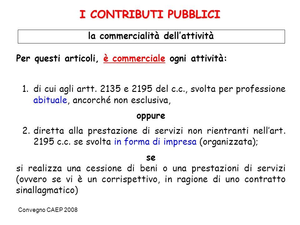 Convegno CAEP 2008 Art.4, c.