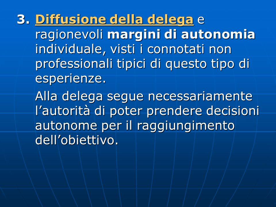 2. Fiducia Lintegrazione interna è una leva fondamentale di successo per una redazione. Per integrazione interna si intendono livelli di collaborazion