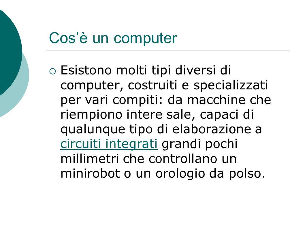 I mezzi della convergenza Il computer e la rete Internet sono i mezzi della convergenza per eccellenza.
