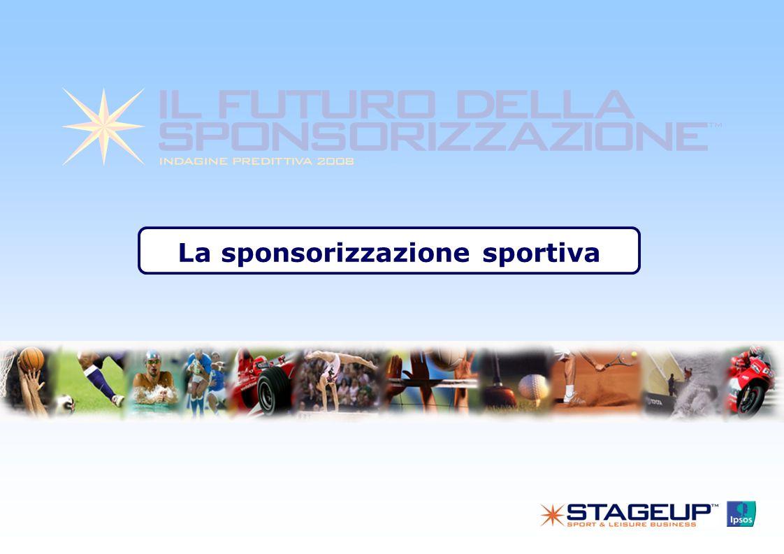 La sponsorizzazione sportiva