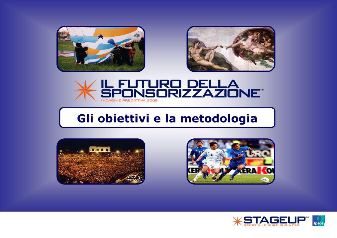 Gli obiettivi dello studio © StageUp S.r.l.e Ipsos S.r.l.
