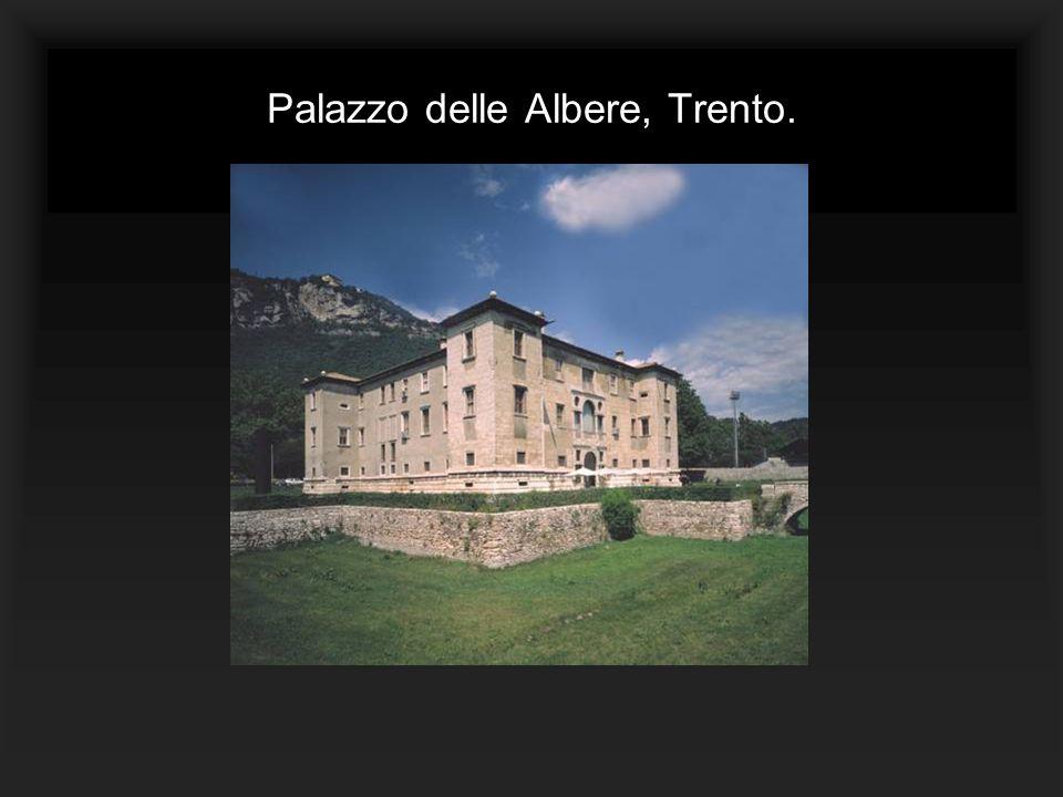 Palazzo delle Albere, Trento.