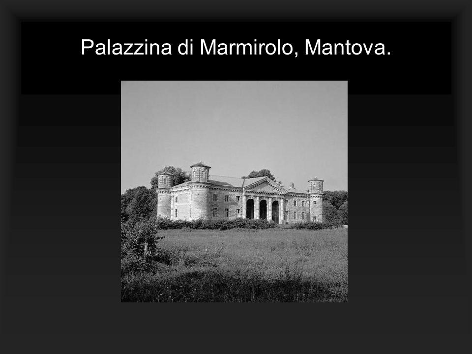 Palazzina di Marmirolo, Mantova.