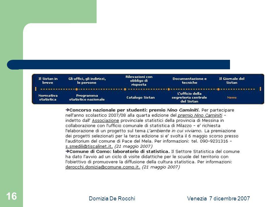 Domizia De RocchiVenezia 7 dicembre 2007 16